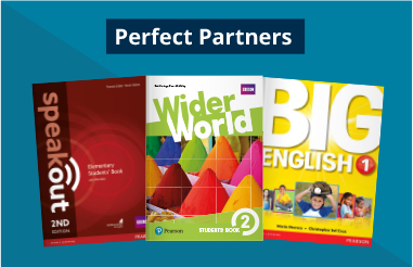 Pearson English Readers support English learning everywhere